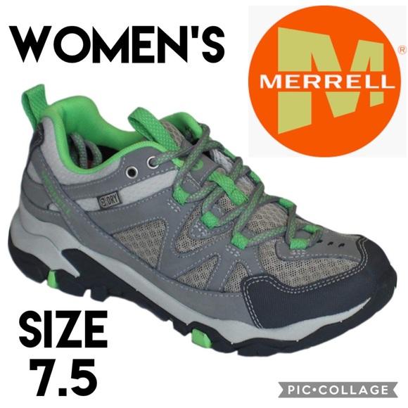 merrell womens size 12 75